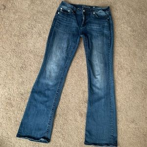 Women's Miss Me Boot Jeans